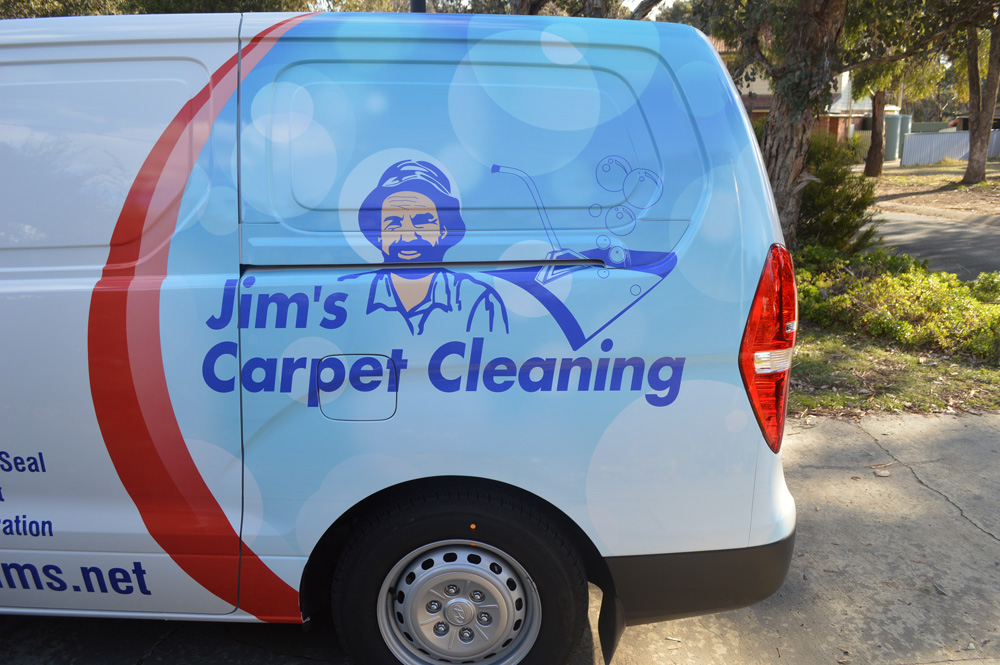 jims cleaning digital wrap