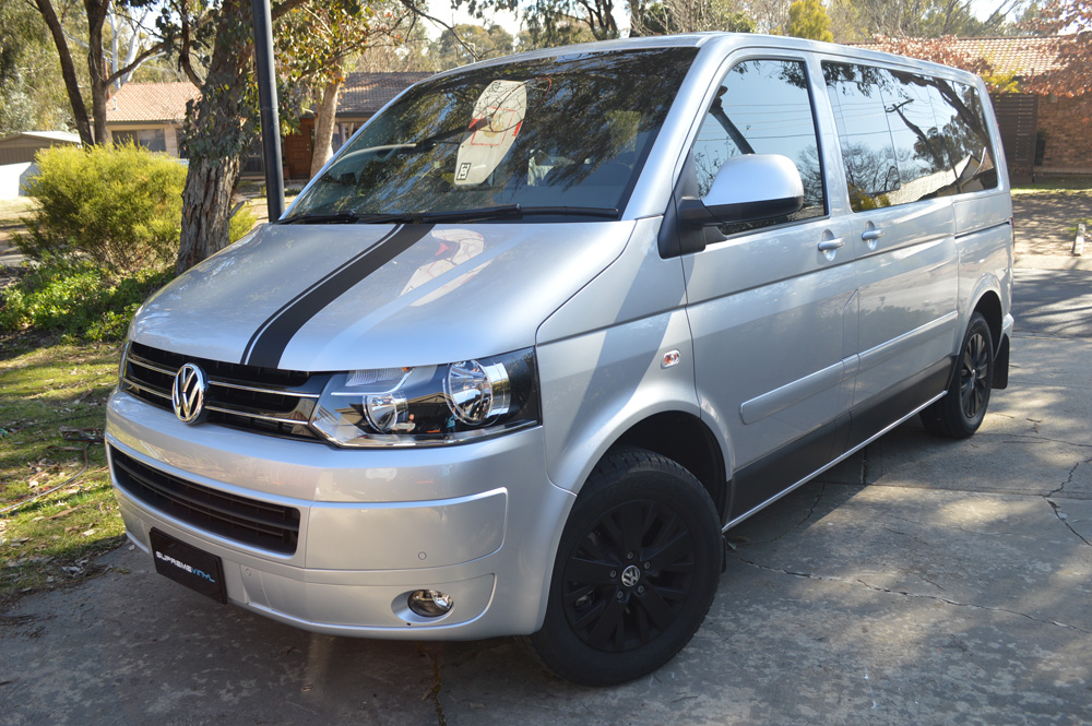 Supreme Vinyl Premium Car Wrapping And Stone Protection