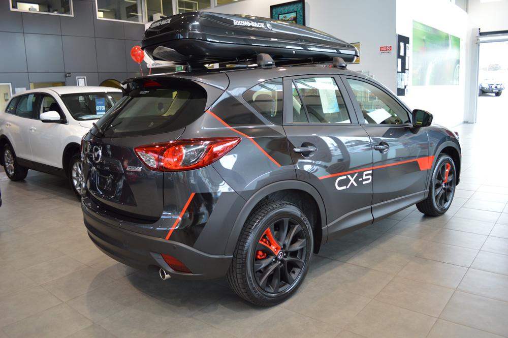 Used Mazda Cx-5 >> Supreme Vinyl - Mazda Cx5 Wrap Canberra