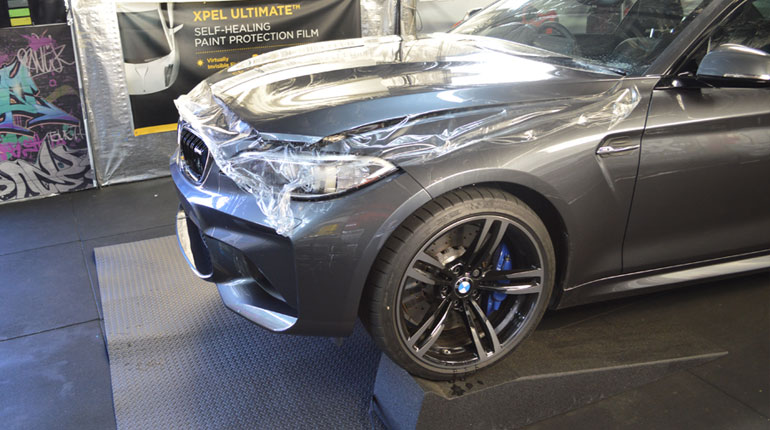 BMW M2 Paint Protection